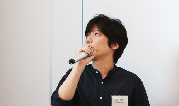 取締役の吉田です。